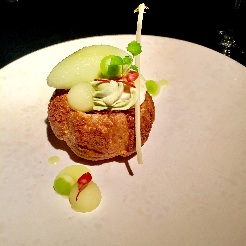 Londres anatom a del gusto - Sorbete de manzana verde ...